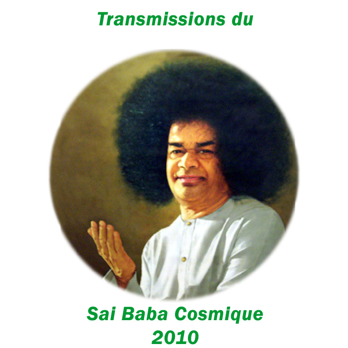 2010  Messages from Cosmic Sai Baba